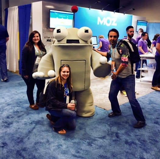 Picture With Roger Mozbot