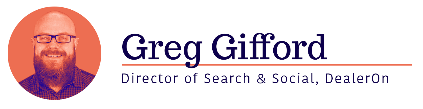 Greg Gifford Local SEO Q&A