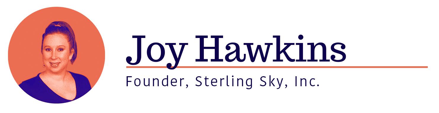 Joy Hawkins